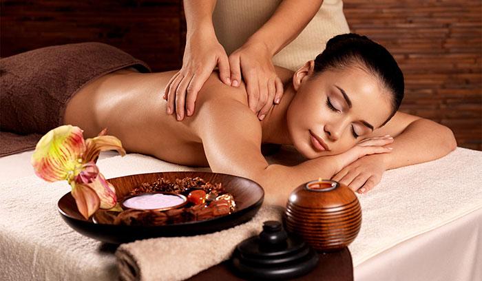 Kleopatrina masaža